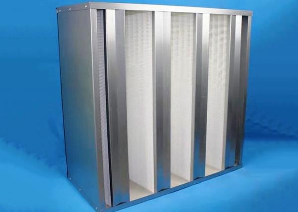 箱式V型大风量过滤器