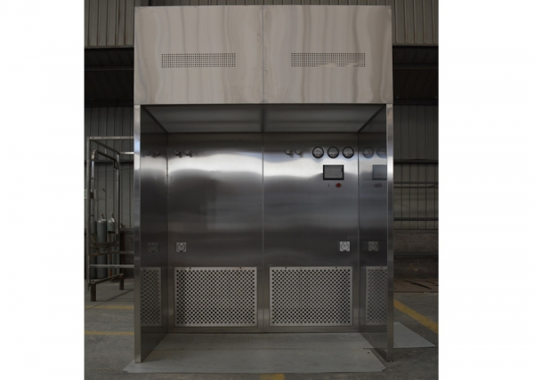 不锈钢负压称量室
